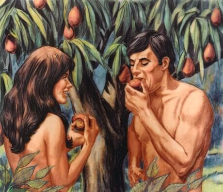 Adam-and-Eve-Eating-Fruit