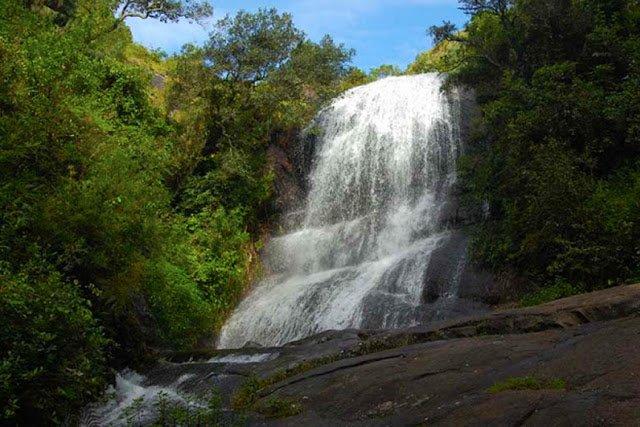 Waterfalls of Western Ghats