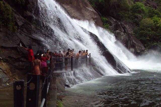 Waterfalls of Western Ghats in TN