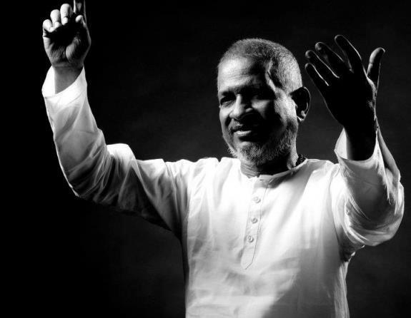 Ilayaraja Conducting Music