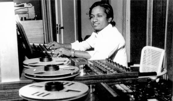 Ilayaraja Arranging Music