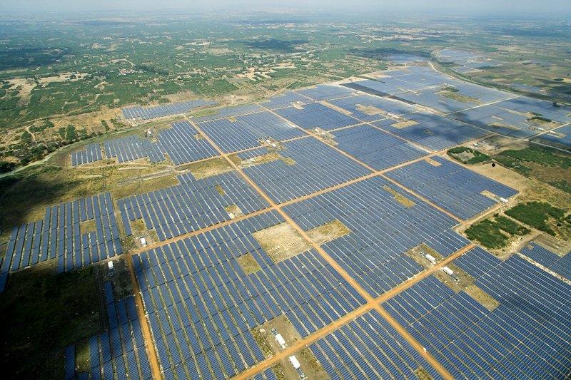 Tamilnadu solar plant
