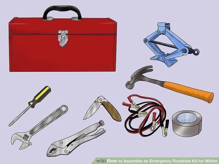 Assemble-an-Emergency-Roadside-kit