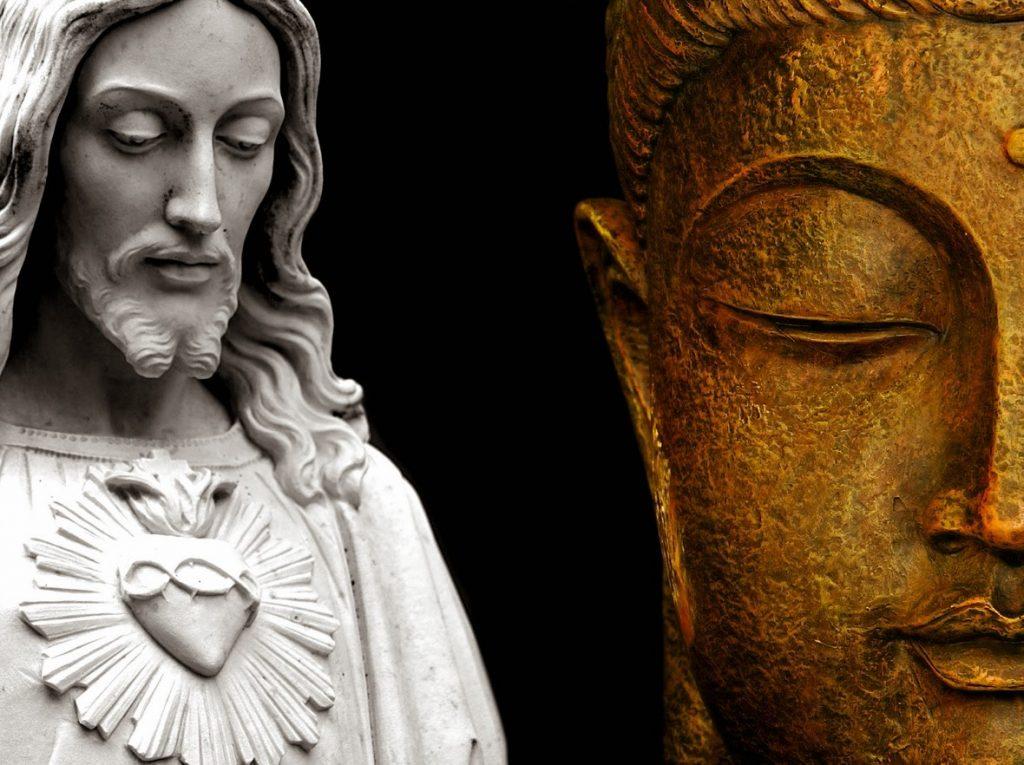 Jesus-Buddha