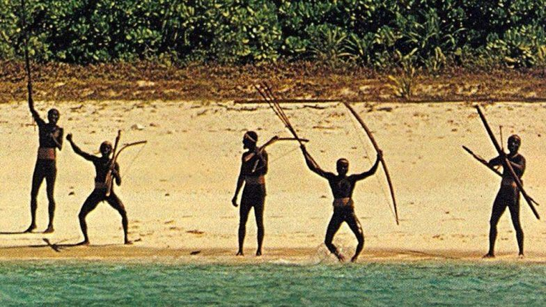 Andaman-sentinel-tribes-bow-arrow