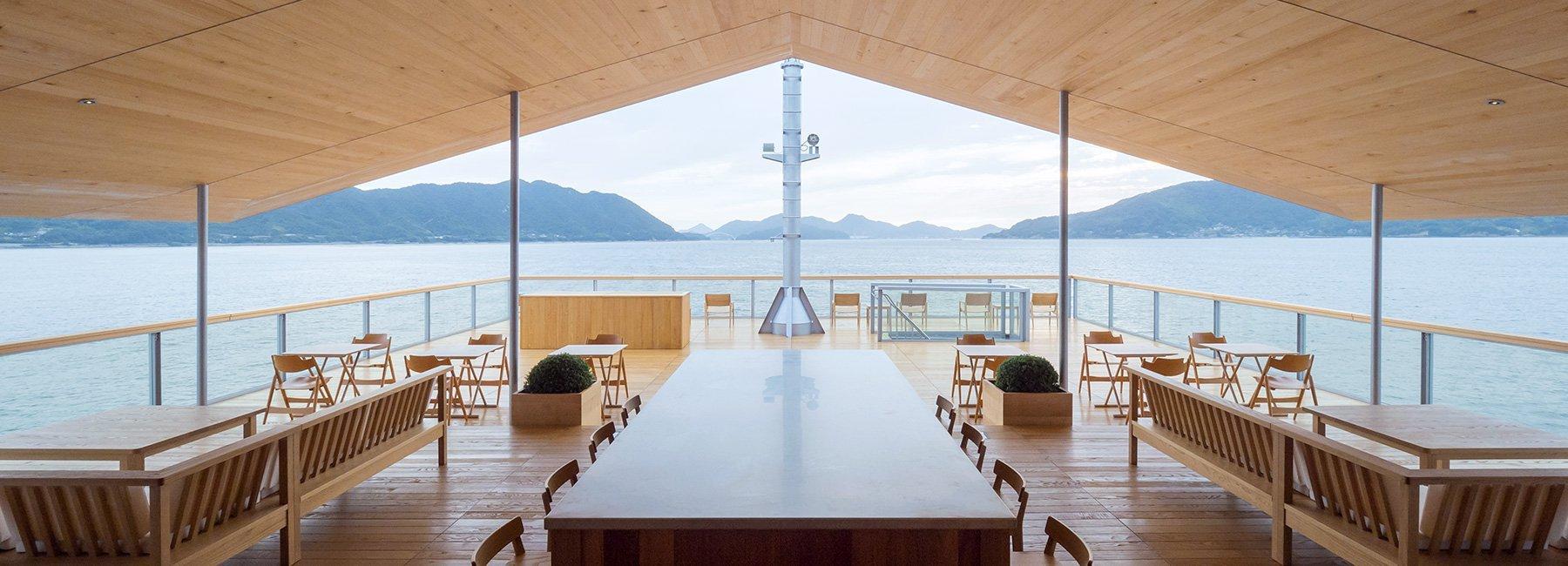 Guntu Floating hotel