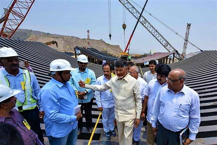 Naidu_Polavaram_inspection