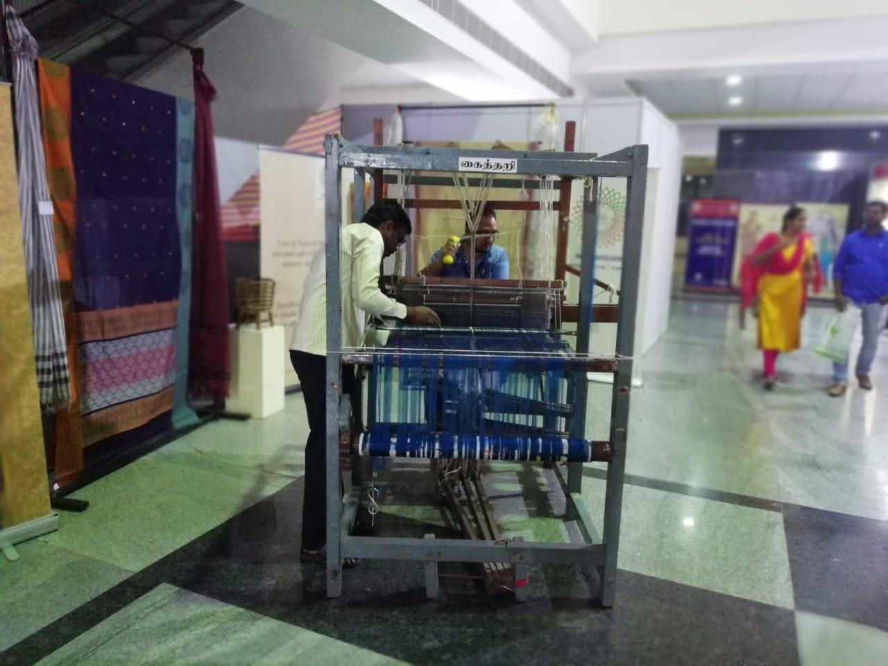 National Hand Loom Expo