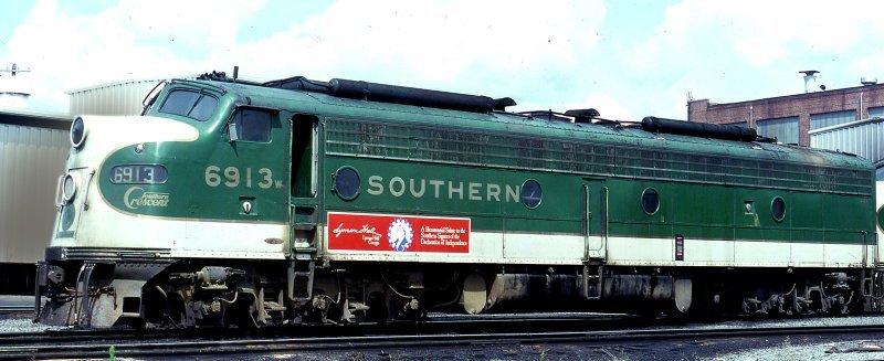 southern rayilway job