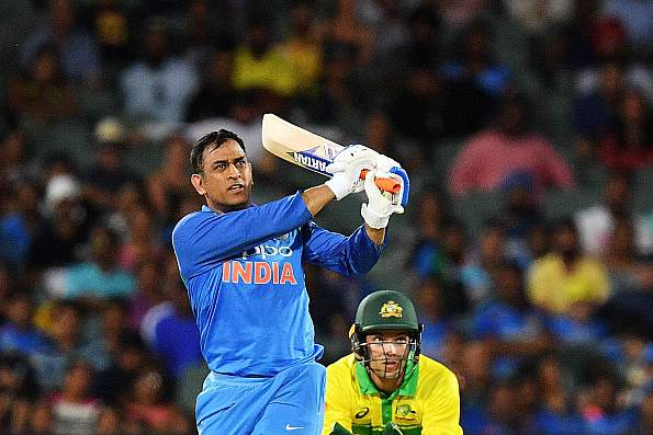 MS Dhoni Photo
