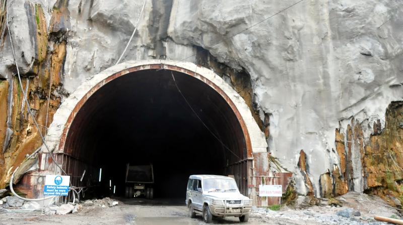kaleshearam tunnel