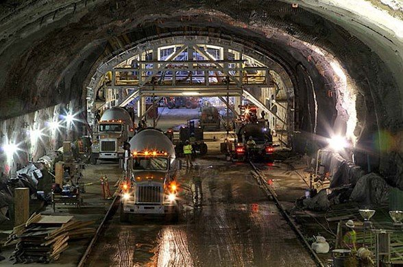 twin-tunnels