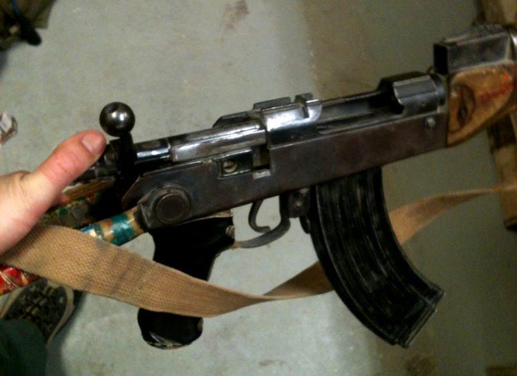 Bolt-action-AK-47