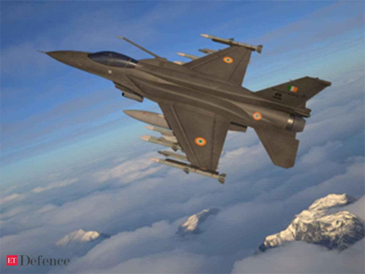 Lockheed Martin India F-21 pic