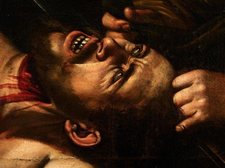 caravaggio-judith-and-holofernes 1