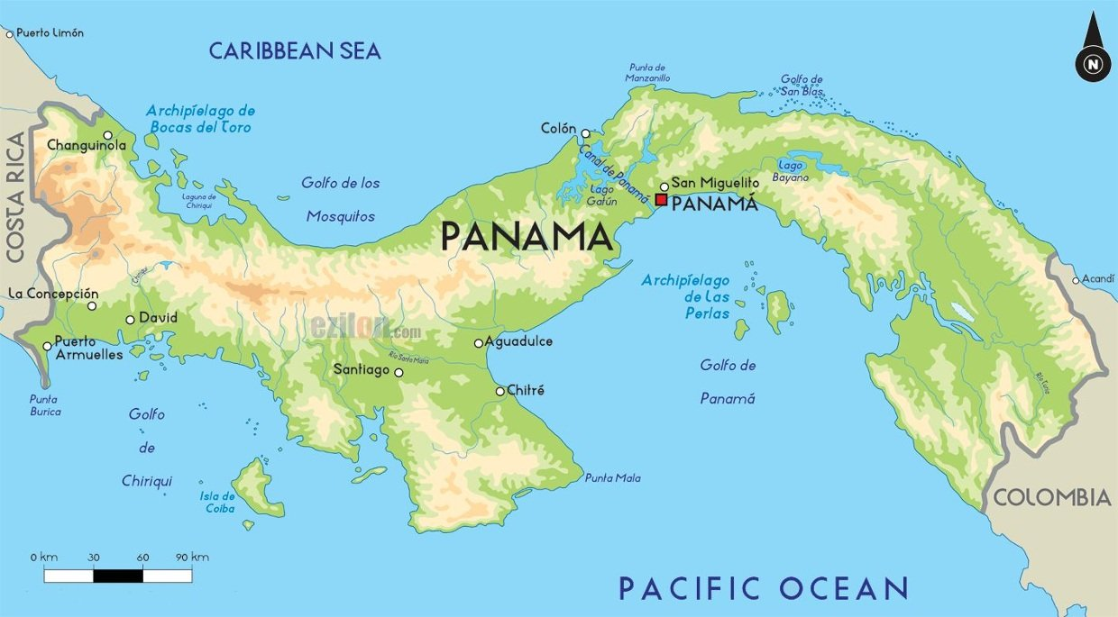 panama-canal-on-world-map-the-thinglink-inside-besttabletfor-me