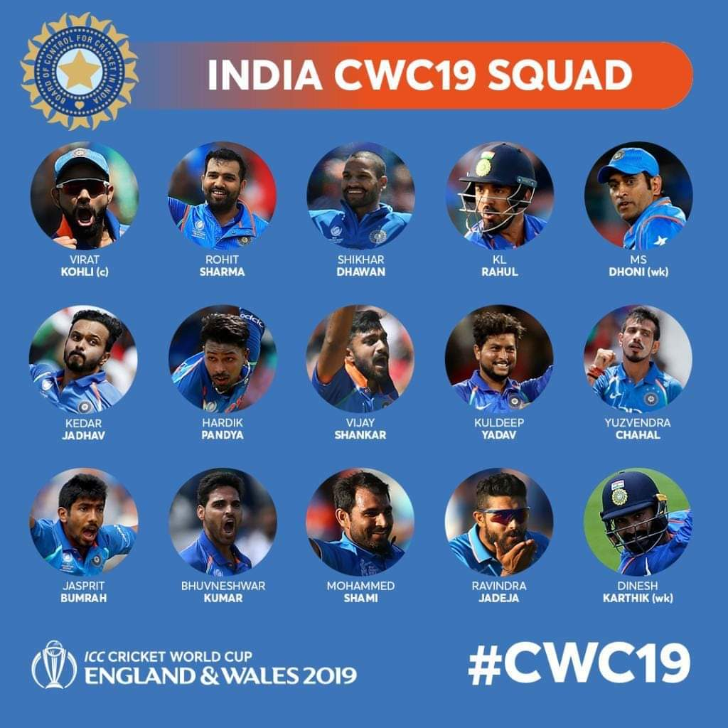india team worldcup