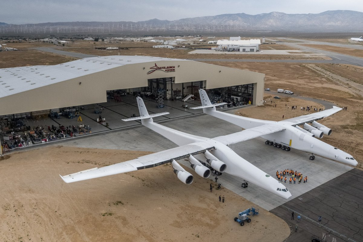 world largest airplane