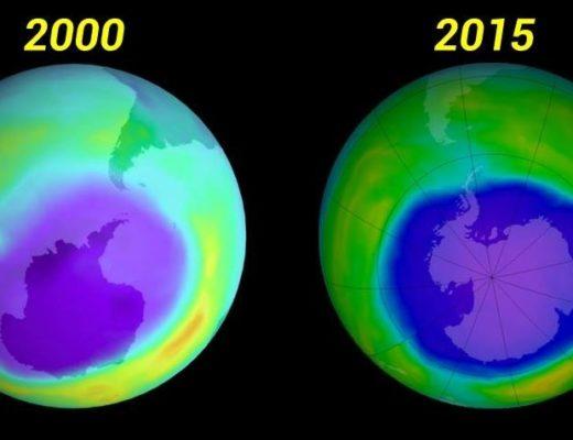 ozon hole