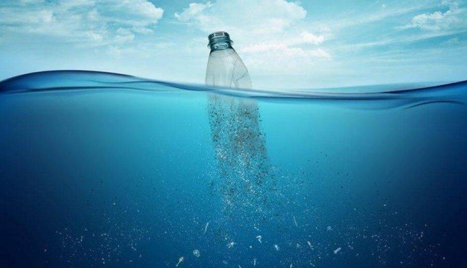 plastic makes pollution