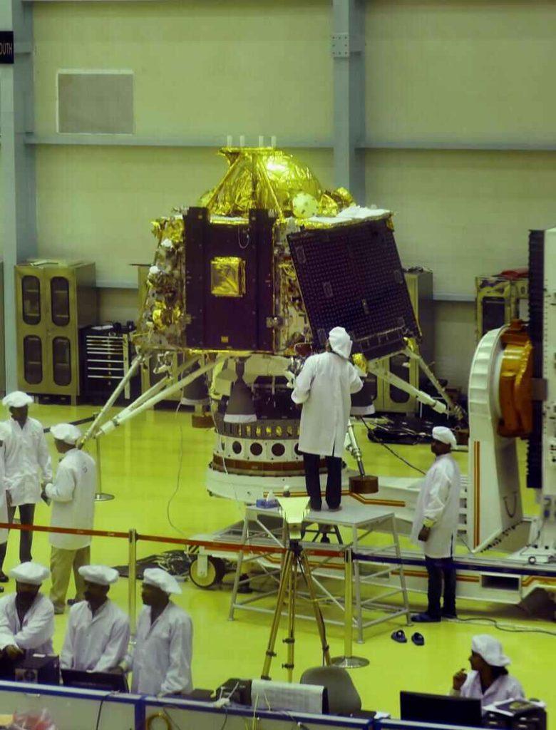 First-pics-Chandrayaan-2